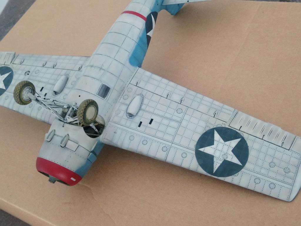 """Grumman F4F-3  1/32   """"les diables de Guadalcanal"""" - Page 3 Dsc_0255"""