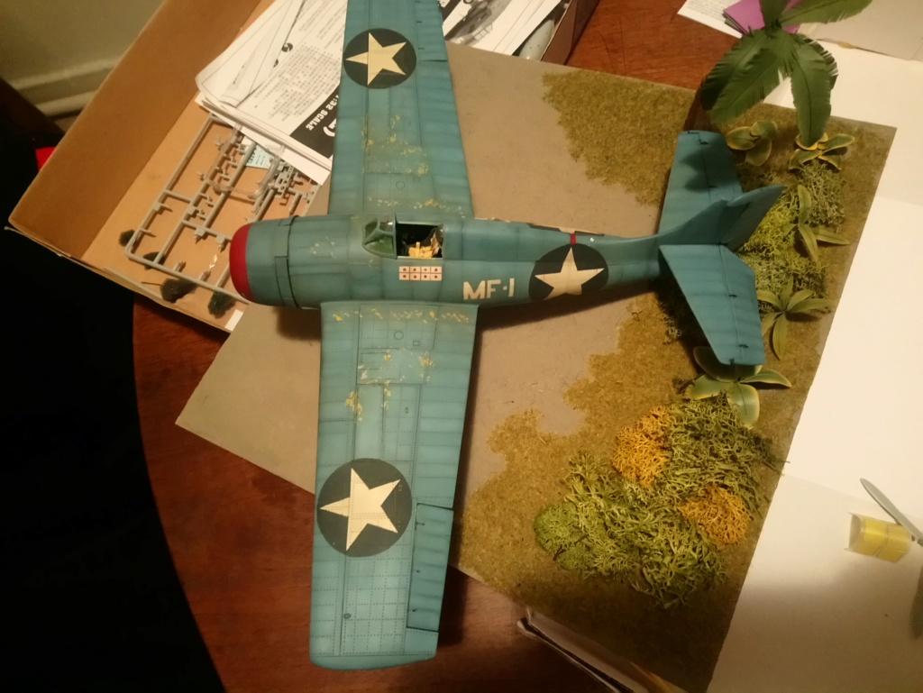 """Grumman F4F-3  1/32   """"les diables de Guadalcanal"""" - Page 3 Dsc_0257"""