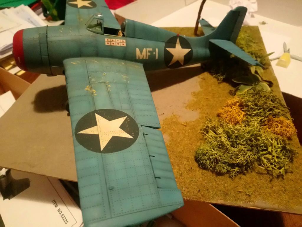 """Grumman F4F-3  1/32   """"les diables de Guadalcanal"""" - Page 3 Dsc_0259"""