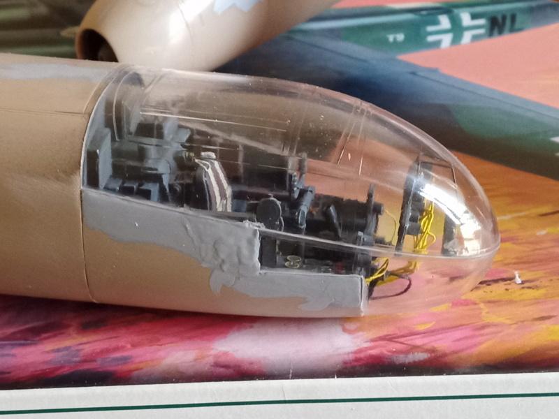 Arado 234 Chasse de nuit FLY au 1/32 - Page 3 Img_2352