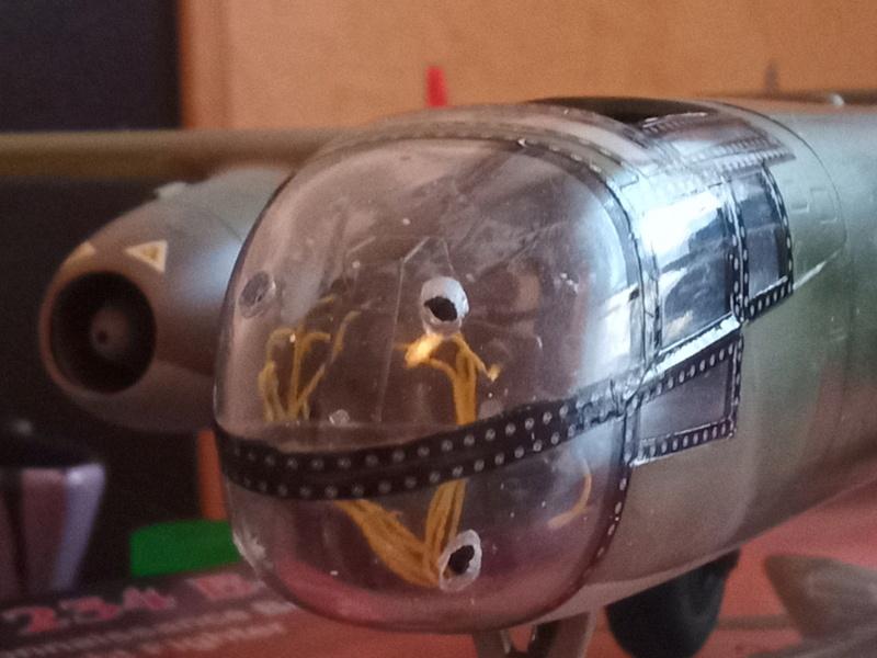 Arado 234 Chasse de nuit FLY au 1/32 - Page 8 Img_2408