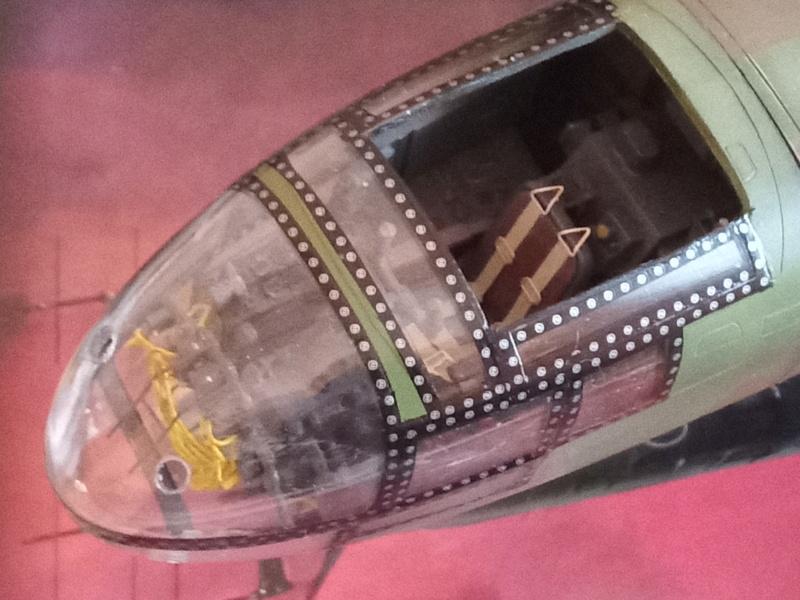 Arado 234 Chasse de nuit FLY au 1/32 - Page 8 Img_2410