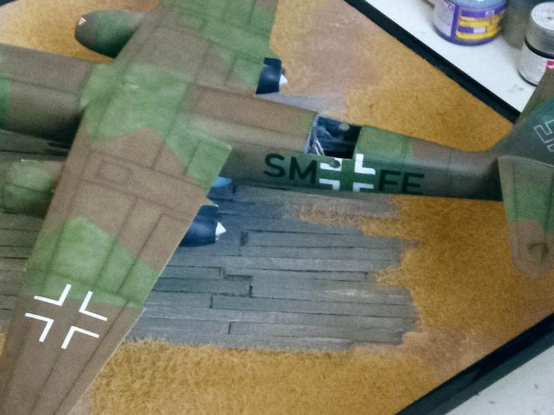 Arado 234 Chasse de nuit FLY au 1/32 - Page 10 Img_2437