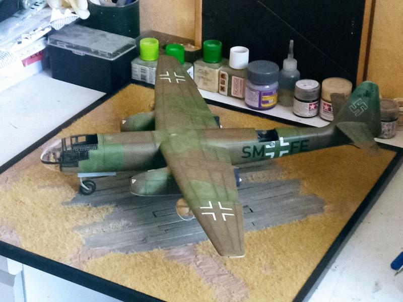 Arado 234 Chasse de nuit FLY au 1/32 - Page 10 Img_2438