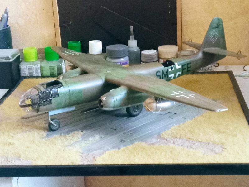 Arado 234 Chasse de nuit FLY au 1/32 - Page 10 Img_2439
