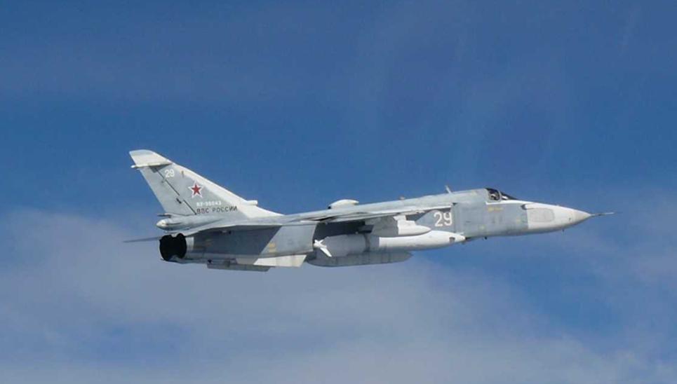 Япония подняла истребители над Тихим океаном из-за российских самолетов Image310