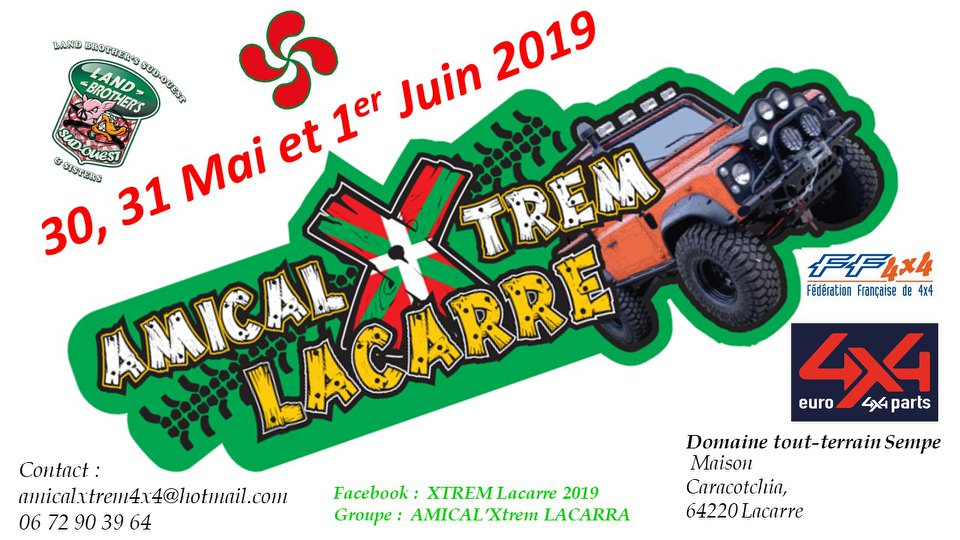AMICAL EXTREME LANDCARRE 36803910
