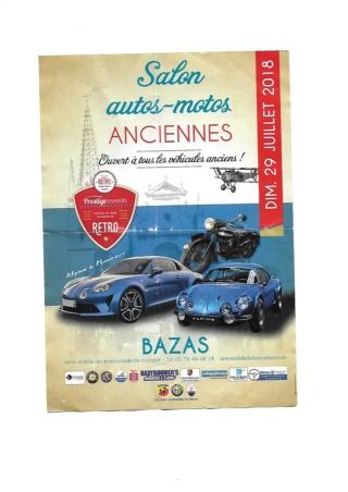Salon Autos-Motos anciennes - 29 juillet - Bazas (33) Scan0011