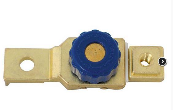 [R100/7 1980 ~ la batterie est lentement vidée par la montre ] Coupe_10