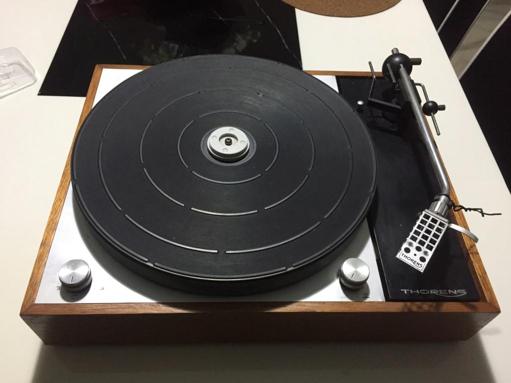 Thorens TD-150 mk II A57d4310