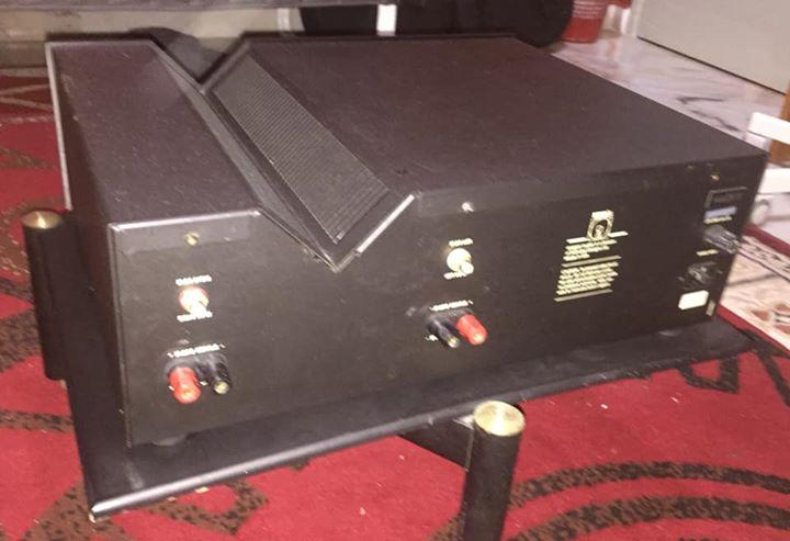 Aragon 4004 mkII power amplifier Ara311