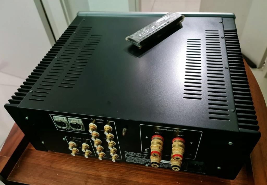 Sugden Masterclass I-A4 Intergrated Amplifier  Ba273b10