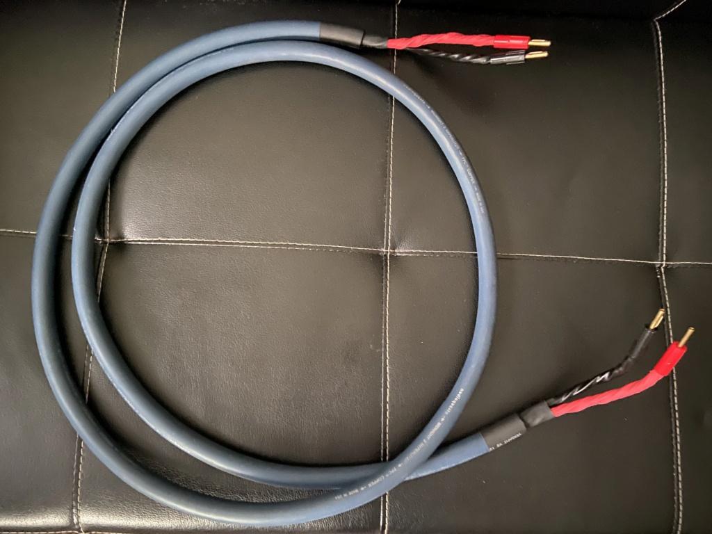 Audioquest Midnight 3 Hyperlitz speaker cable C1933810