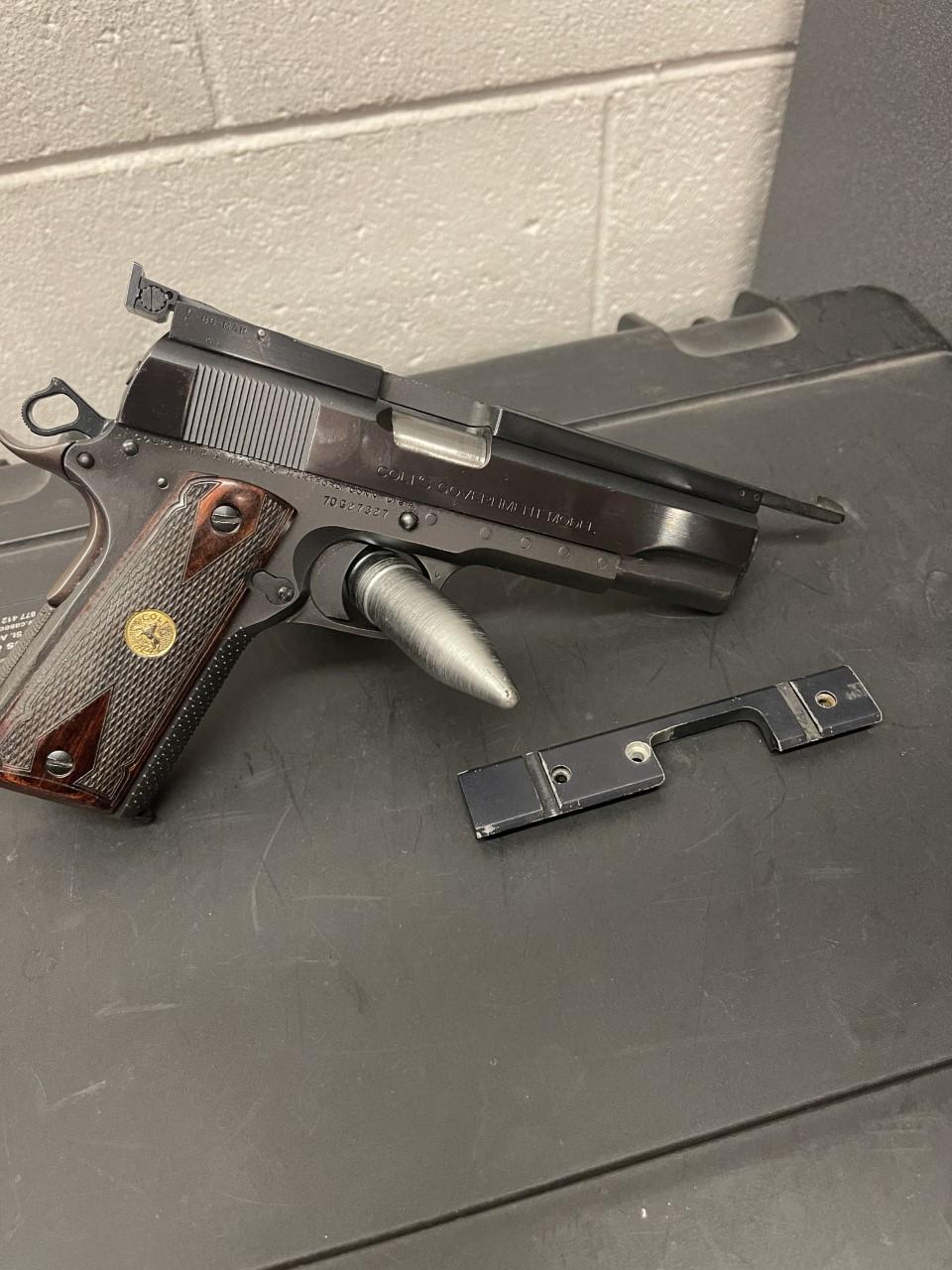 Colt wad gun forsale Colt210
