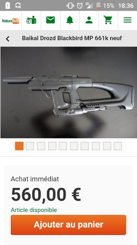 Pistolet mitrailleur ou mitraillette co2  - Page 2 Screen13