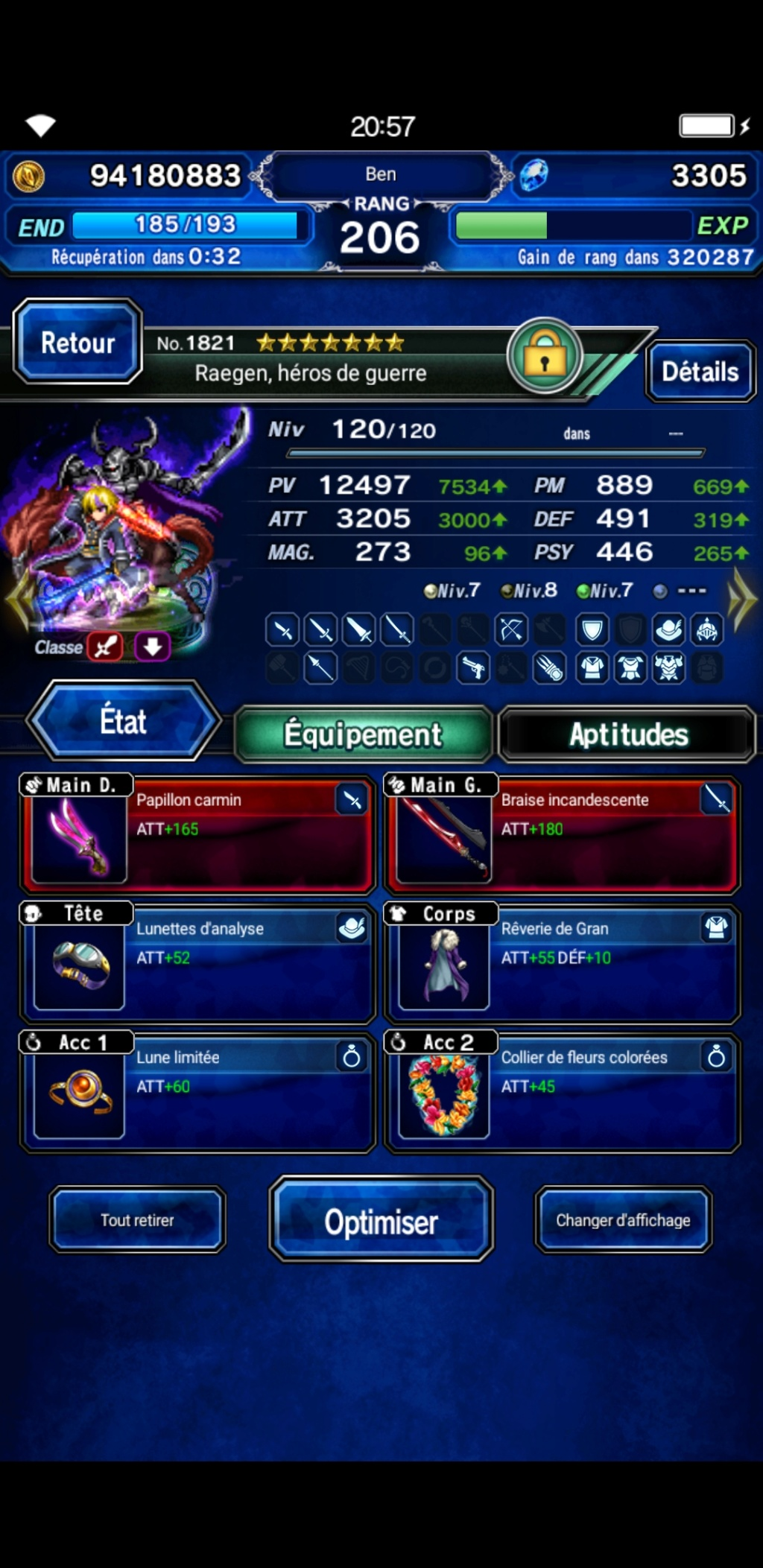 Invocations du moment, boutique d'échange, tickets 5★ garantie et tickets d'échange - FFBE (WHRaegen/FWPhysalis) - du 21/05 au 04/06/20 Scree168