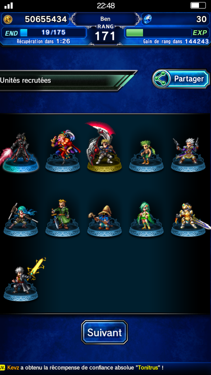 Invocations du moment - FFBE (Hyoh) - Page 5 Screen23