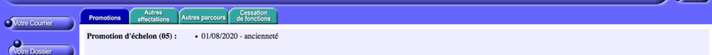 Possible erreur dans la date de mon changement d'échelon ? Screen11