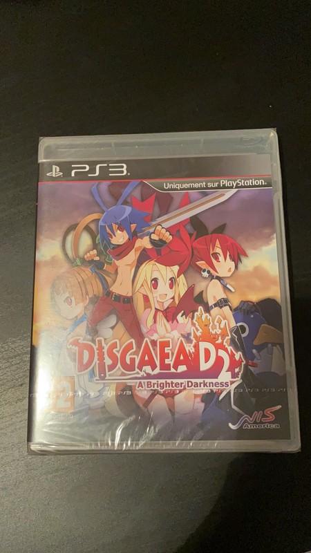 Disgaea D2 Neuf sur PS3 16223211
