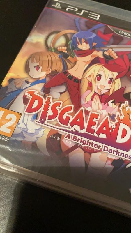Disgaea D2 Neuf sur PS3 16223212