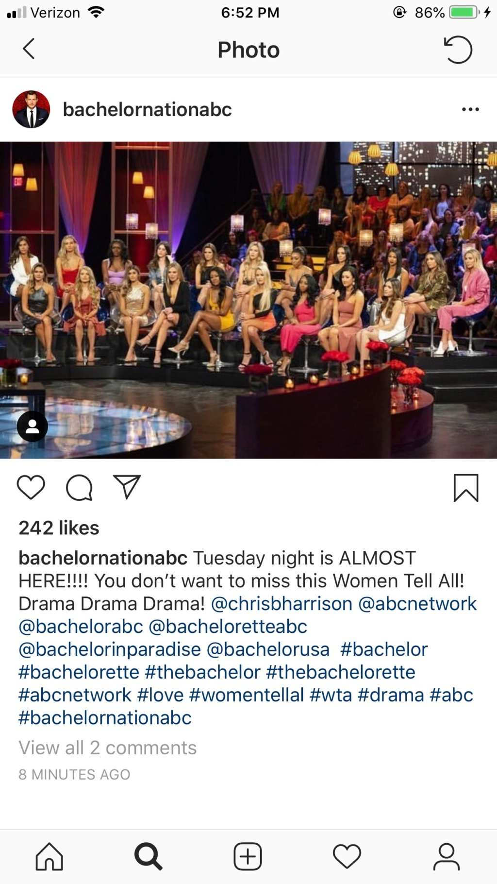 The Bachelor - Bachelorette - Statistics - NO Discussion - *Sleuthing - Spoilers* - Page 6 Img_3710