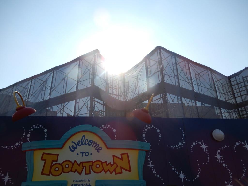 [Tokyo Disneyland] Nouvelles attractions à Toontown, Fantasyland et Tomorrowland (15 avril 2020)  - Page 5 Dscn0413