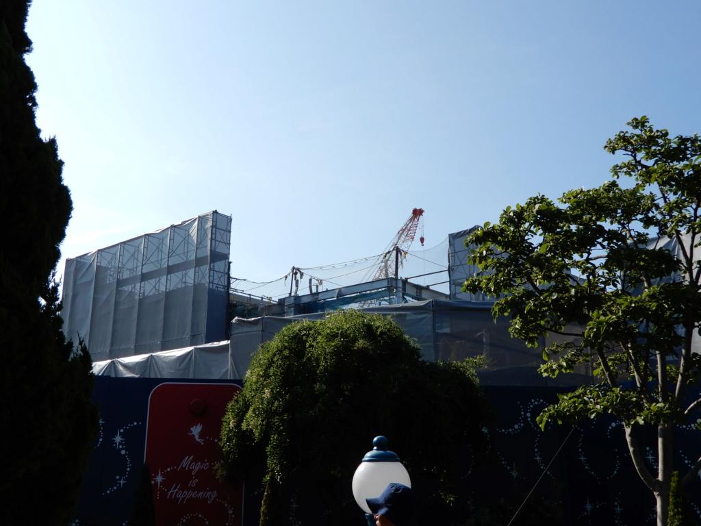 [Tokyo Disneyland] Nouvelles attractions à Toontown, Fantasyland et Tomorrowland (15 avril 2020)  - Page 5 Dscn0414
