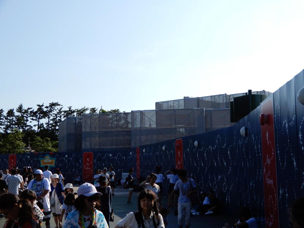 [Tokyo Disneyland] Nouvelles attractions à Toontown, Fantasyland et Tomorrowland (15 avril 2020)  - Page 5 Dscn0415