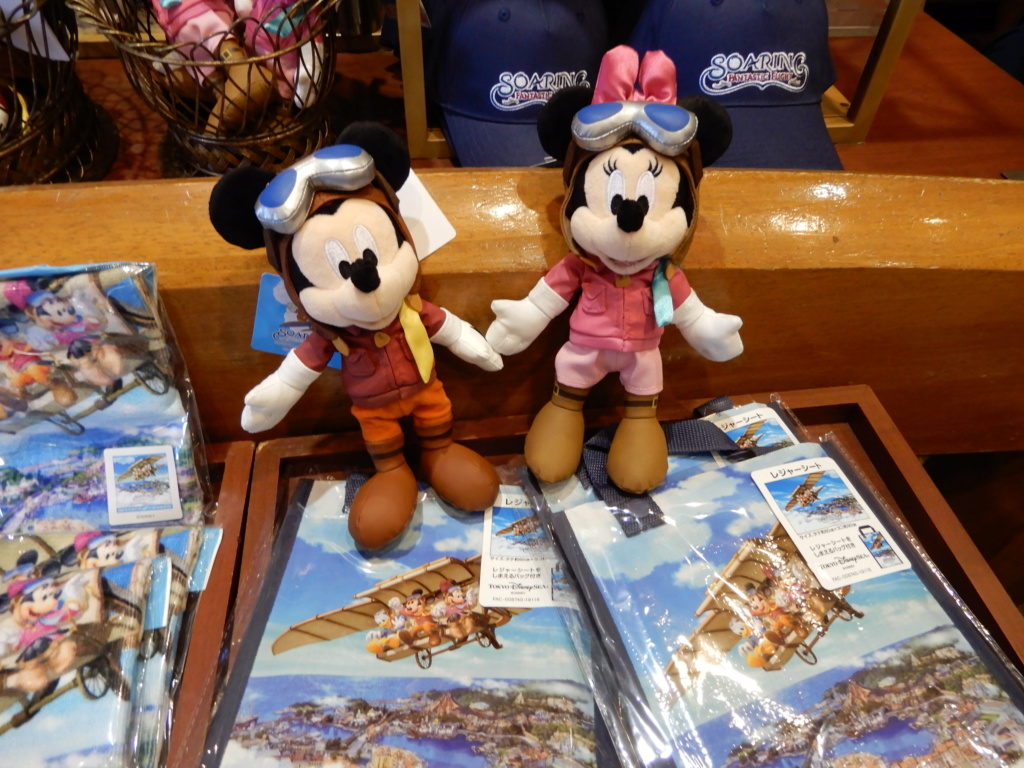 [Tokyo DisneySea] Soaring : Fantastic Flight (23 juillet 2019) - Page 4 Dscn5820