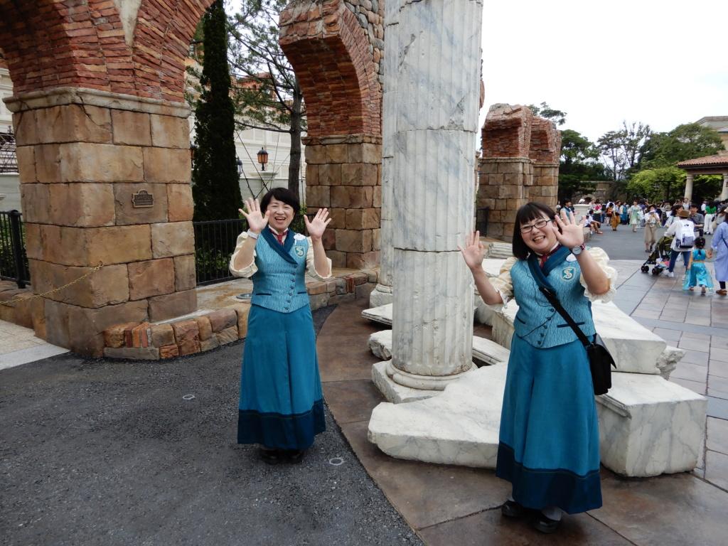 [Tokyo DisneySea] Soaring : Fantastic Flight (23 juillet 2019) - Page 3 Dscn6111
