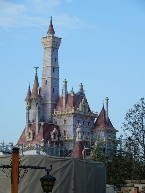 [Tokyo Disneyland] Nouvelles attractions à Toontown, Fantasyland et Tomorrowland (28 septembre 2020)  - Page 7 Dscn8410