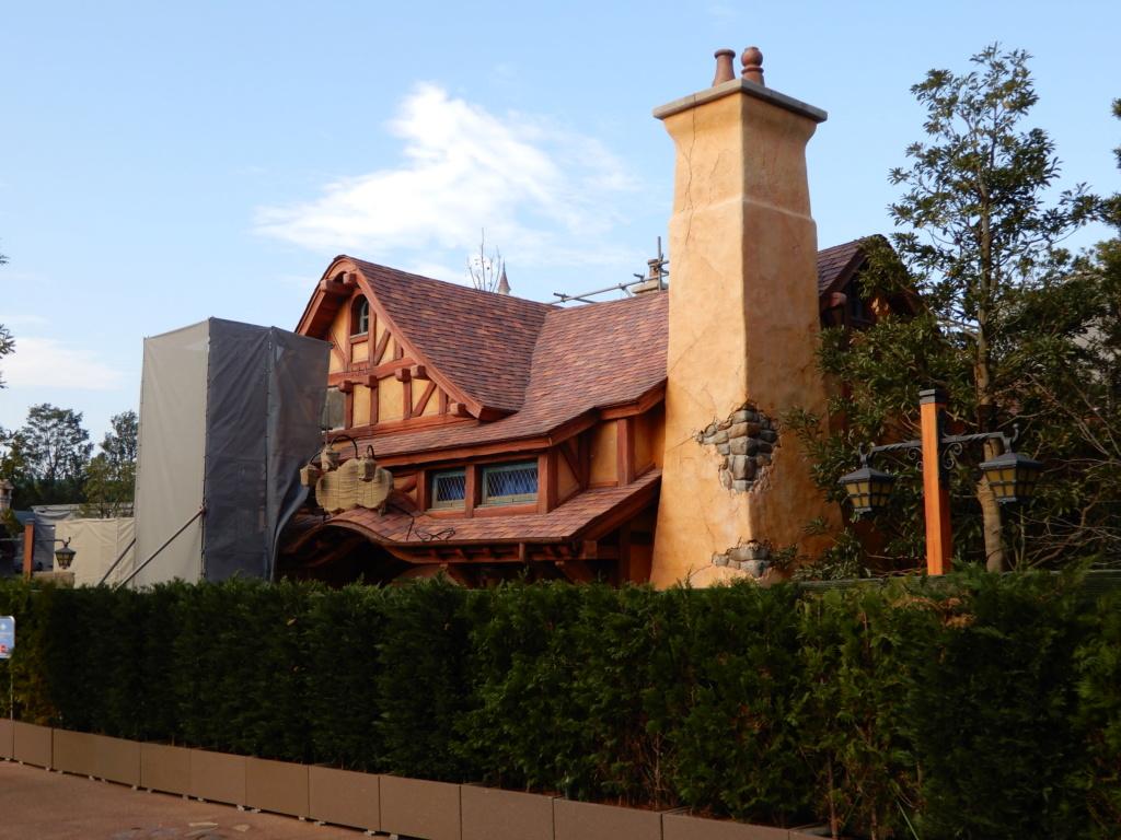 [Tokyo Disneyland] Nouvelles attractions à Toontown, Fantasyland et Tomorrowland (28 septembre 2020)  - Page 7 Dscn8411