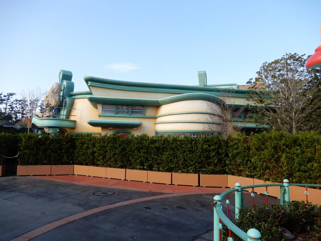 [Tokyo Disneyland] Nouvelles attractions à Toontown, Fantasyland et Tomorrowland (28 septembre 2020)  - Page 7 Dscn8438