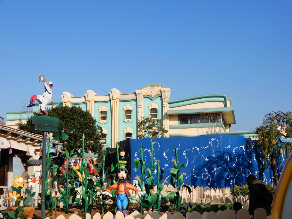 [Tokyo Disneyland] Nouvelles attractions à Toontown, Fantasyland et Tomorrowland (28 septembre 2020)  - Page 7 Dscn8441