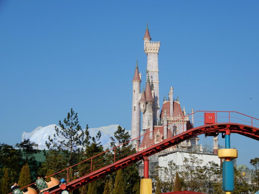 [Tokyo Disneyland] Nouvelles attractions à Toontown, Fantasyland et Tomorrowland (28 septembre 2020)  - Page 7 Dscn8512
