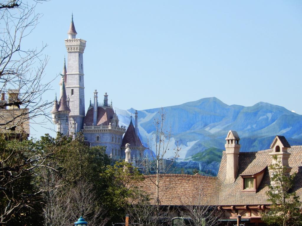 [Tokyo Disneyland] Nouvelles attractions à Toontown, Fantasyland et Tomorrowland (28 septembre 2020)  - Page 7 Dscn8613