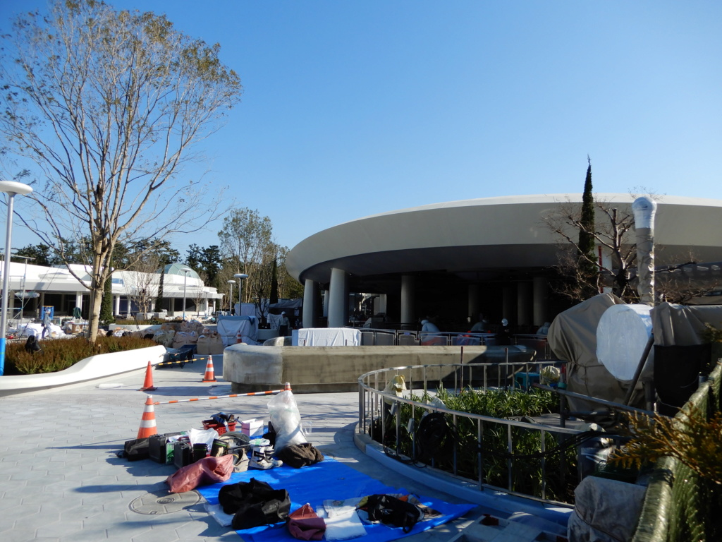 [Tokyo Disneyland] Nouvelles attractions à Toontown, Fantasyland et Tomorrowland (15 avril 2020)  - Page 8 Dscn8815