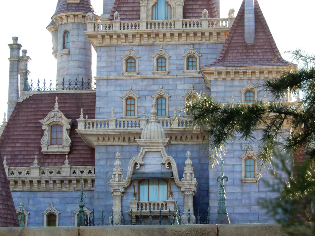 [Tokyo Disneyland] Nouvelles attractions à Toontown, Fantasyland et Tomorrowland (15 avril 2020)  - Page 8 Dscn8825
