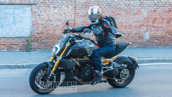 Diavel 1260 Ducati12