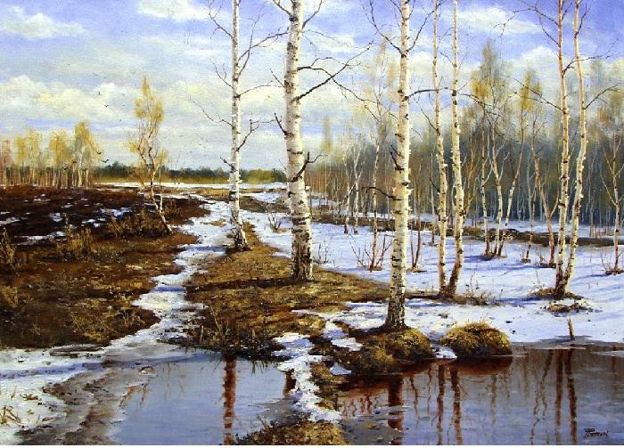 «Последний день зимы» 84e41710