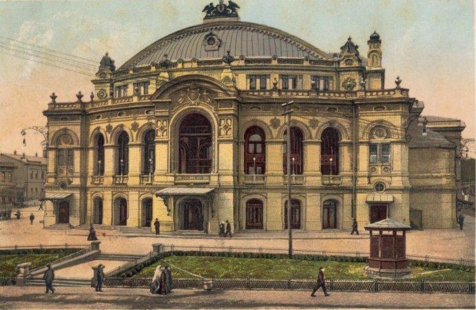 Тайны киевского оперного театра Ko210