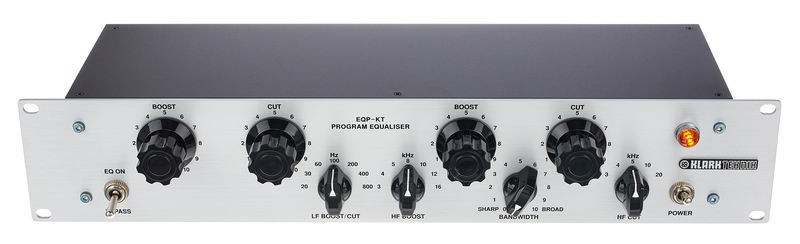 Klark Teknik EQP - KT 12471011