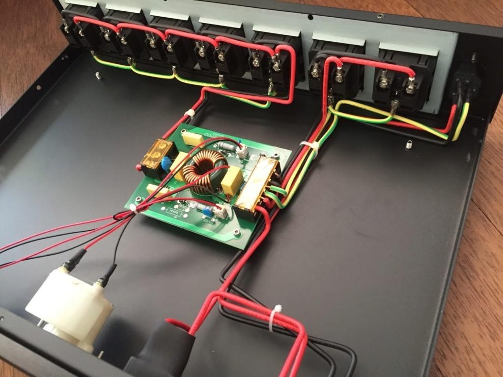 Nueva versión de la regleta Taga Harmony PF1000 A932d310