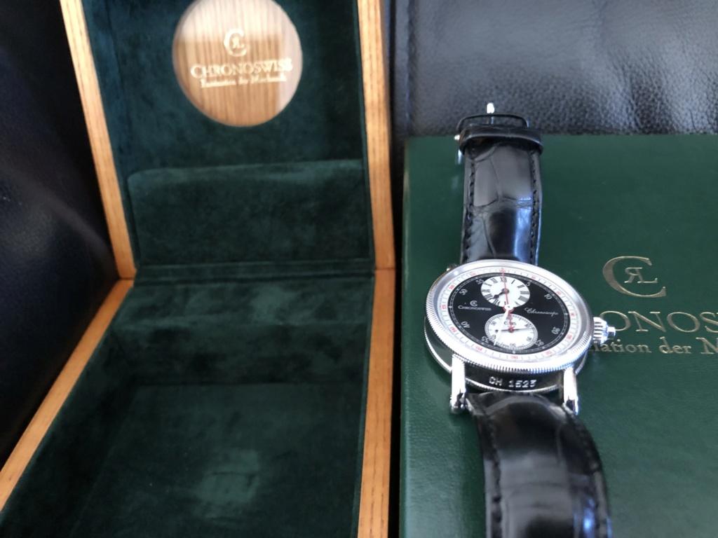 Vends - [Vends] chronoswiss chronoscope  3dc8b110