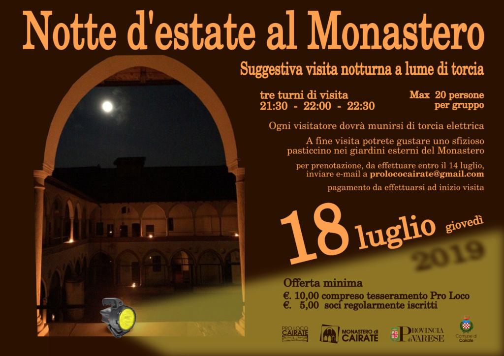 Notte d'estate al Monastero Img-2013