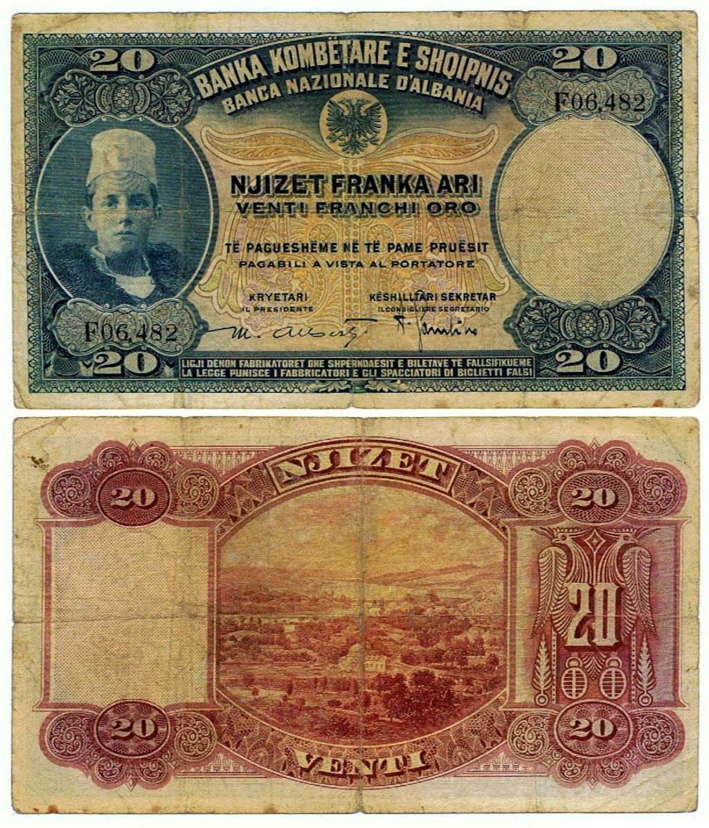 UNO - Juego con Billetes Albani10