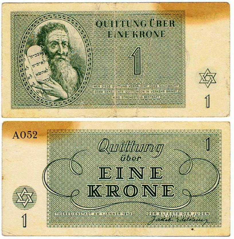 UNO - Juego con Billetes Bohemi10