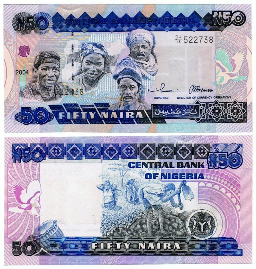 UNO - Juego con Billetes - Página 2 Nigeri10