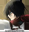 si tuvieras que escojer entre ¿Cual seria? - Página 2 Mikasa16
