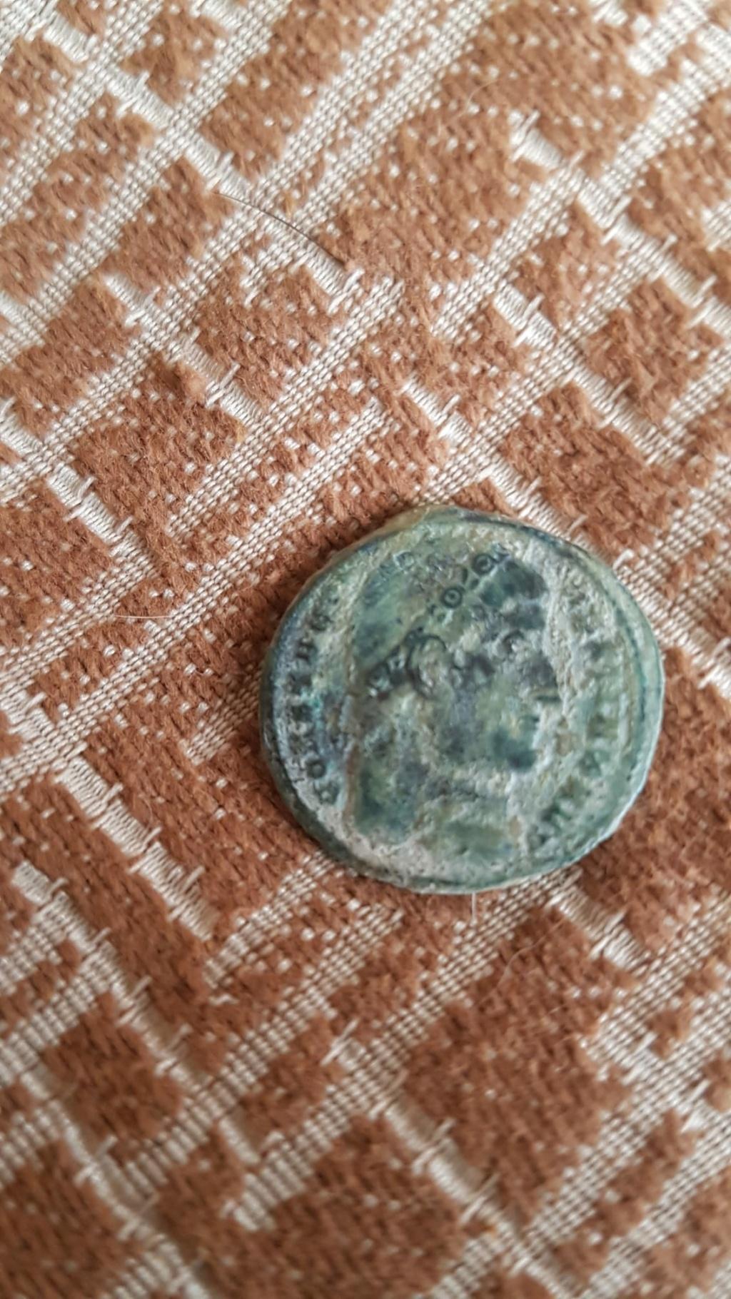 AE3 o Centenional de Constantino I. CONSTANTINIANA DAFNE. Constantinopla  Img-2020